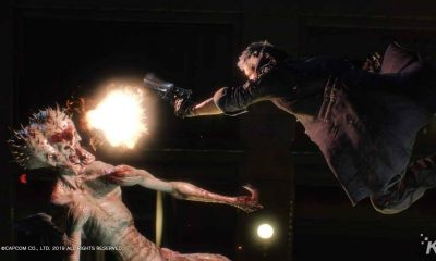 devil may cry 5 review screenshot