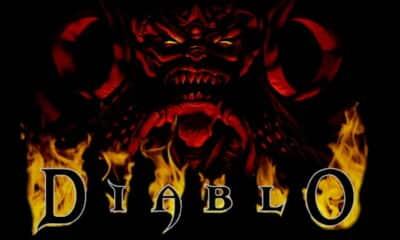 diablo 1 logo from blizzard