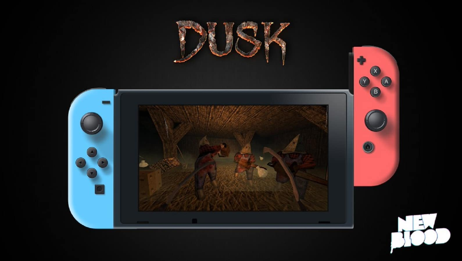 dusk from new blood being shown on the nintendo switch