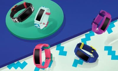 fitbit ace 2 being shown in new colors