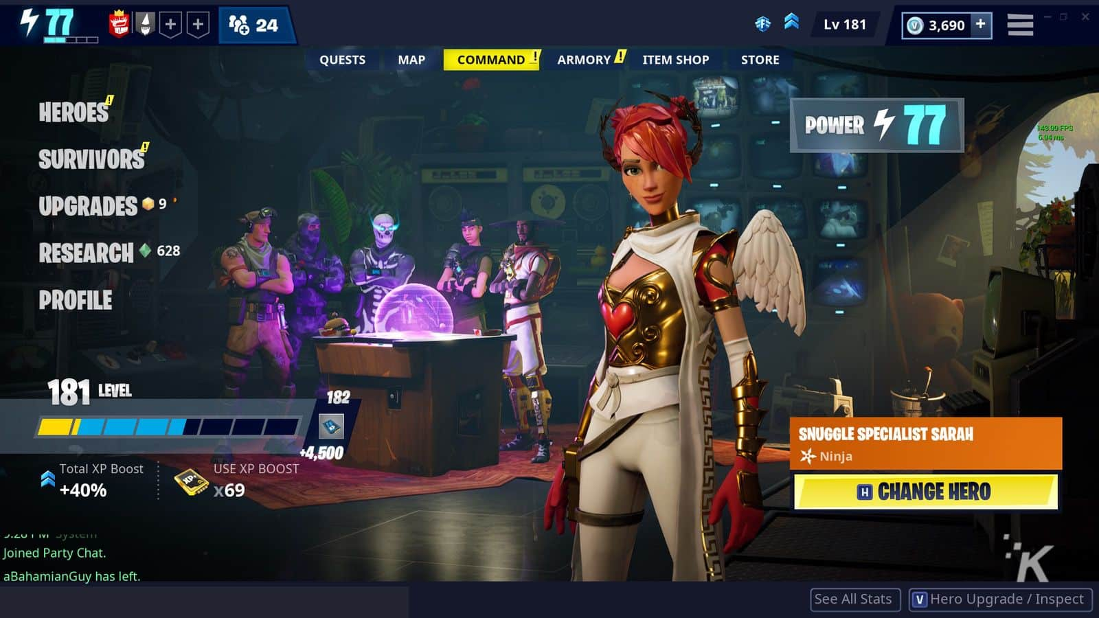 How To Cheat Fortnite Save The World A Look At All The Changes Brought With Season 8 Of Fortnite