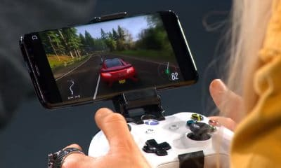 project xcloud being shown on android phone during inside xbox show