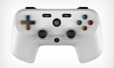 google project stream controller mockup from yanko design