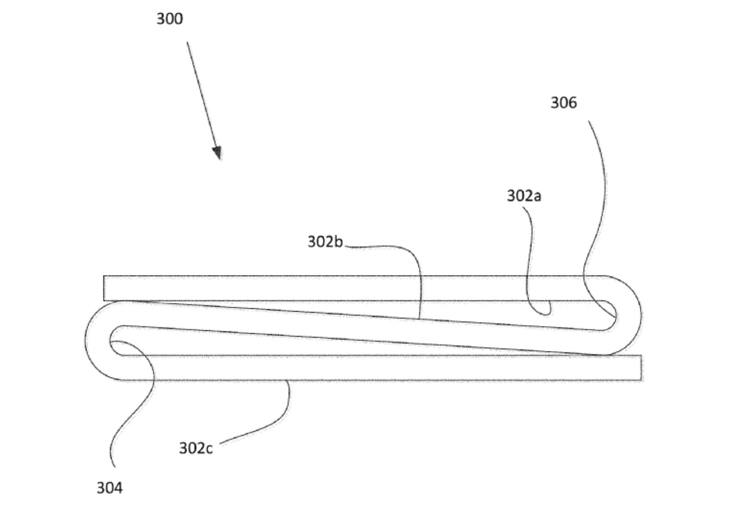 google patent zfold folding phone