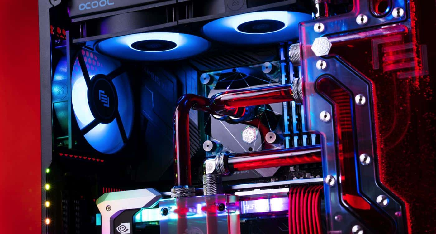 maingear new vybe gaming pc
