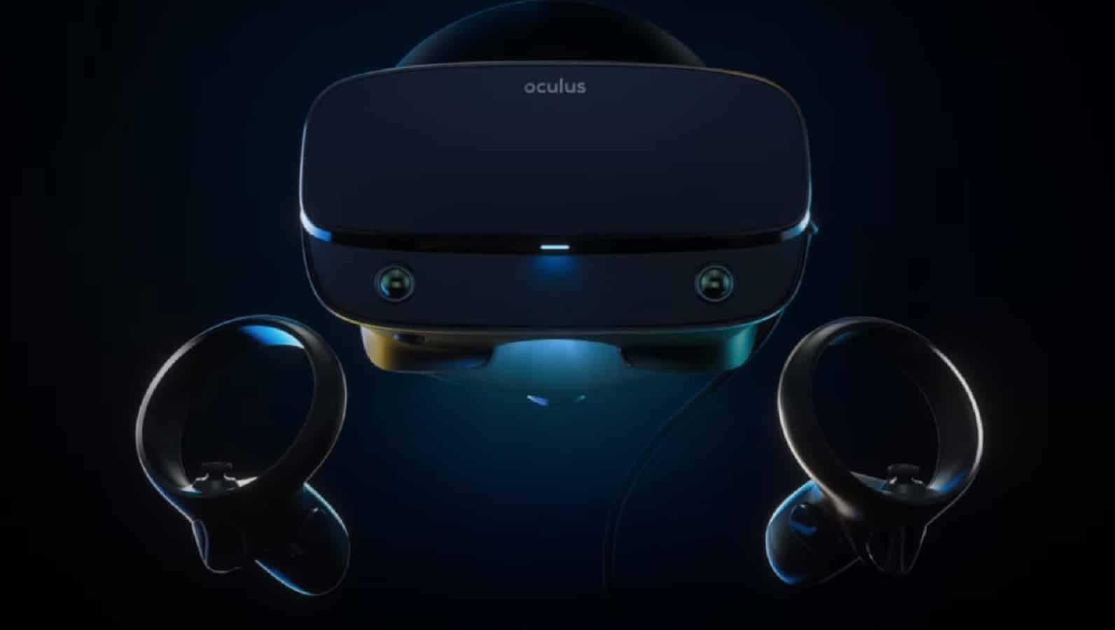 oculus rift s announcement