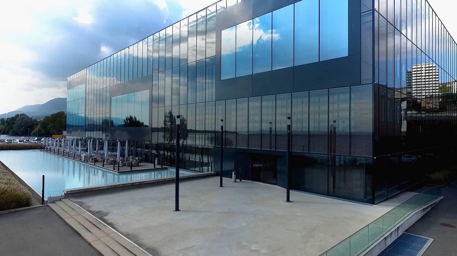 pmi's cube facility in switzerland
