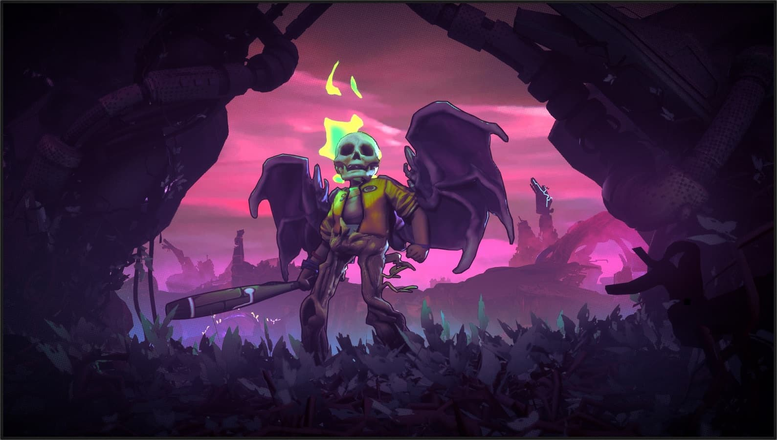 rad from double fine