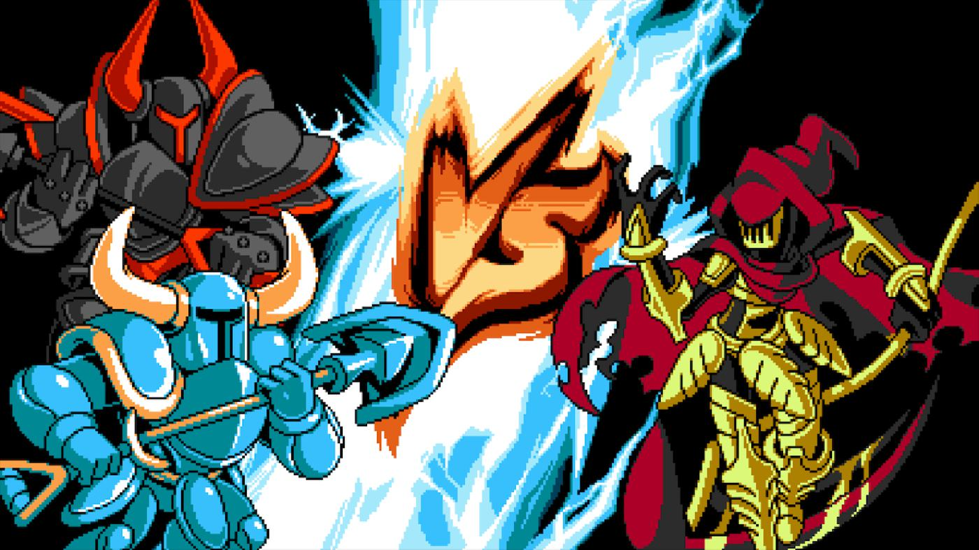 shovel knight showdown hands on at pax east 2019