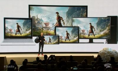 stadia announcement from google at gdc 2019