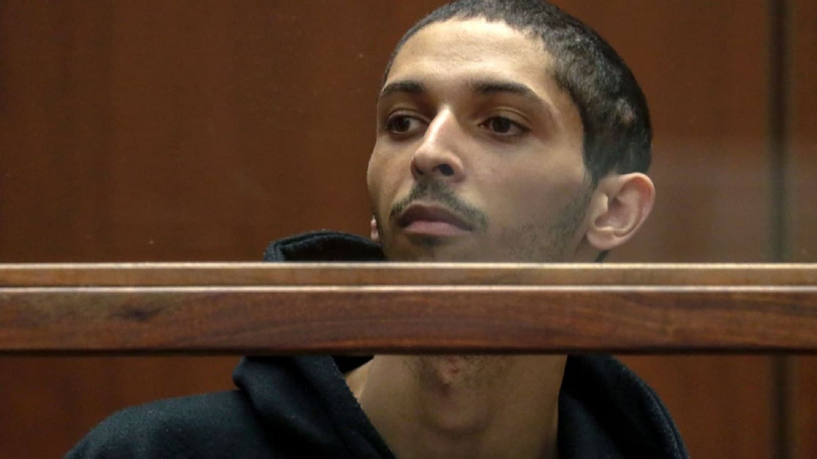 tyler barriss being sentenced to jail for swatting incident