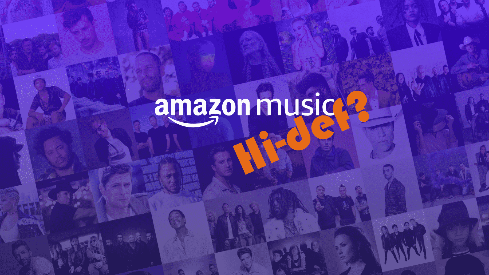 amazon music hi-def streaming edit