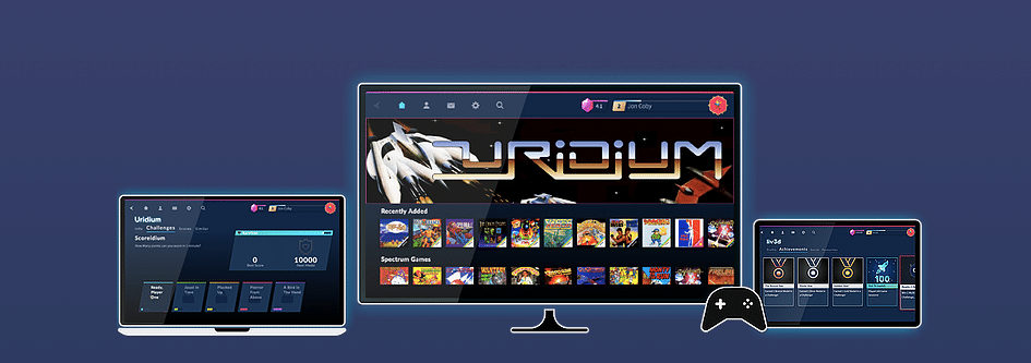 antstream retro game streaming