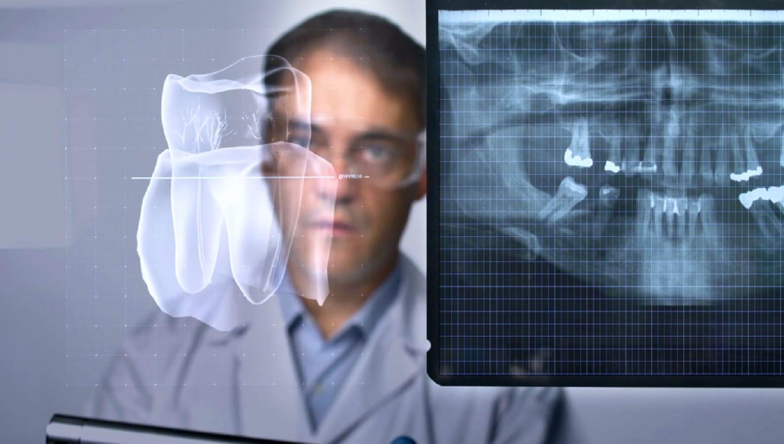 dentulu app showing dentist