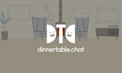 dinnertable.chat platform for political discussion