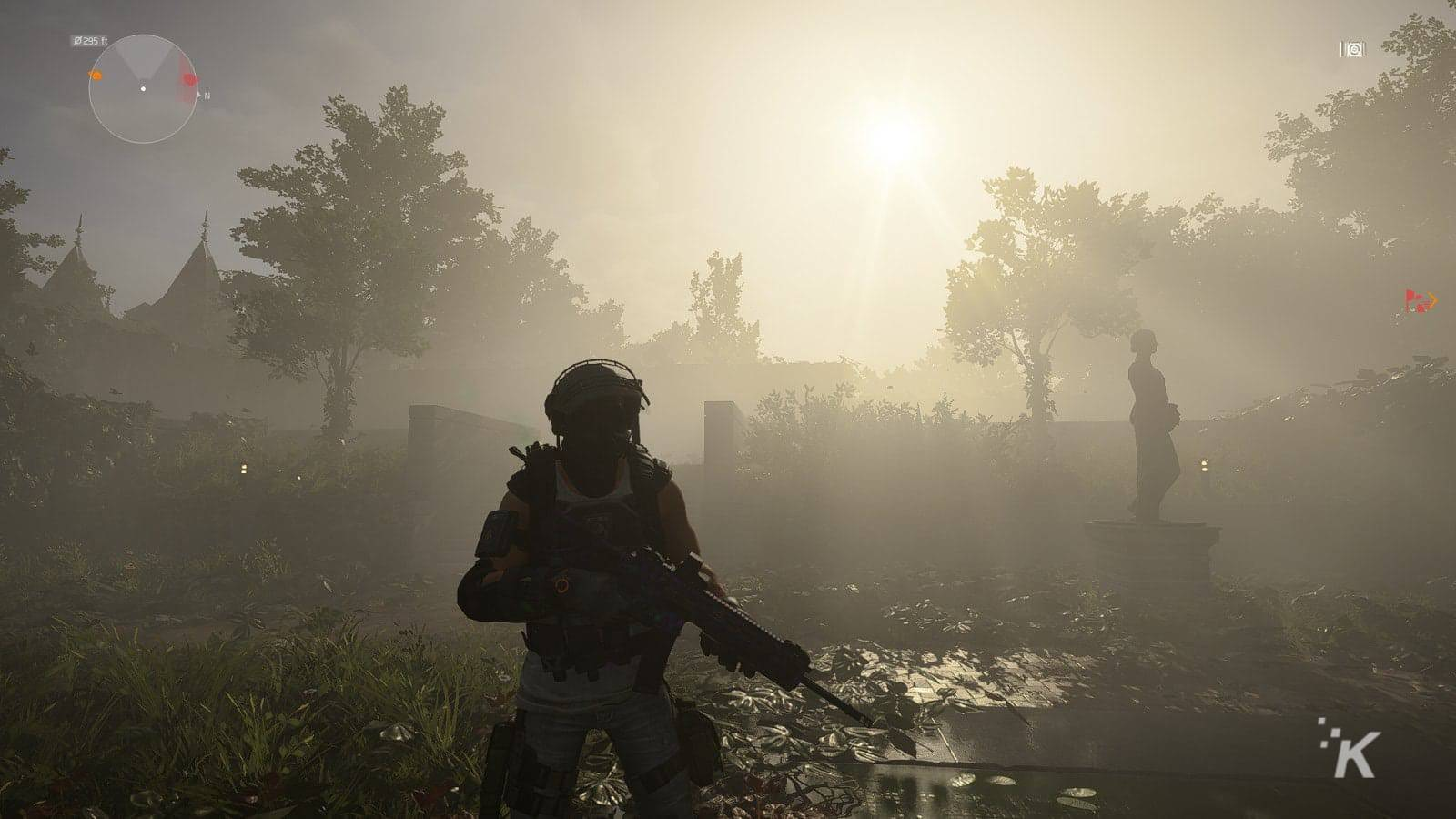 division 2 scenery