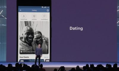 facebook dating secret crush with mark zuckerberg on stage