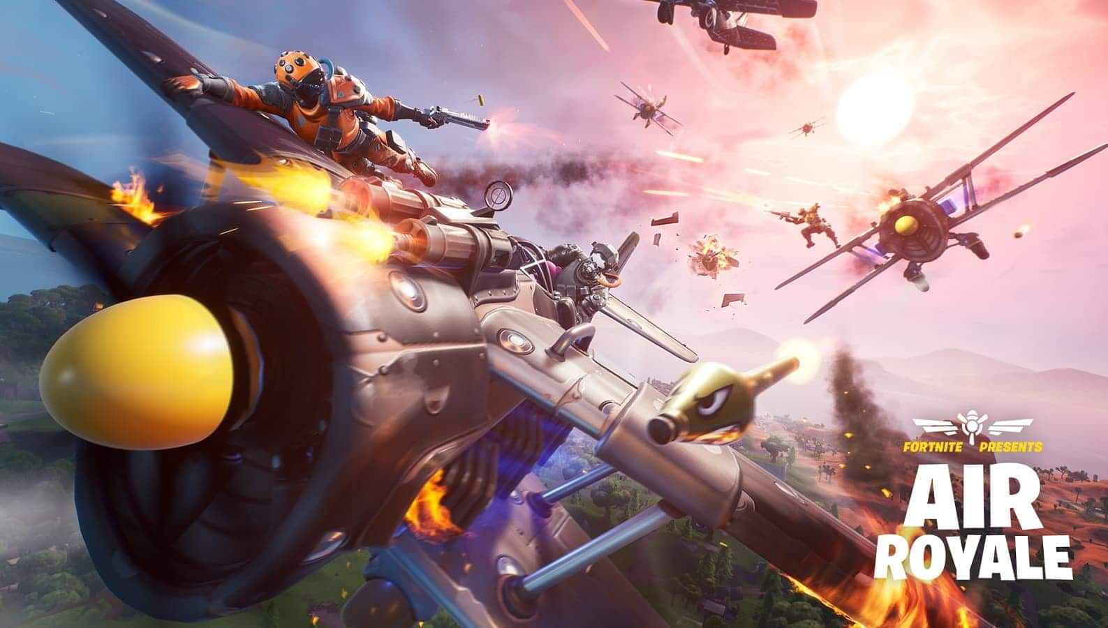 fortnite air royale limited time mode