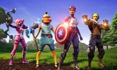 fortnite avengers new gamemode