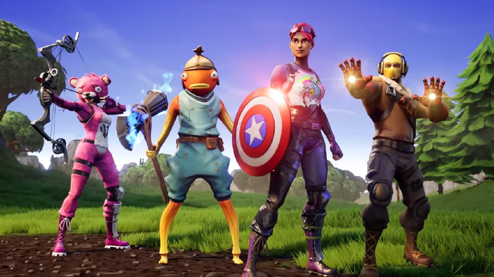 fortnite avengers new gamemode