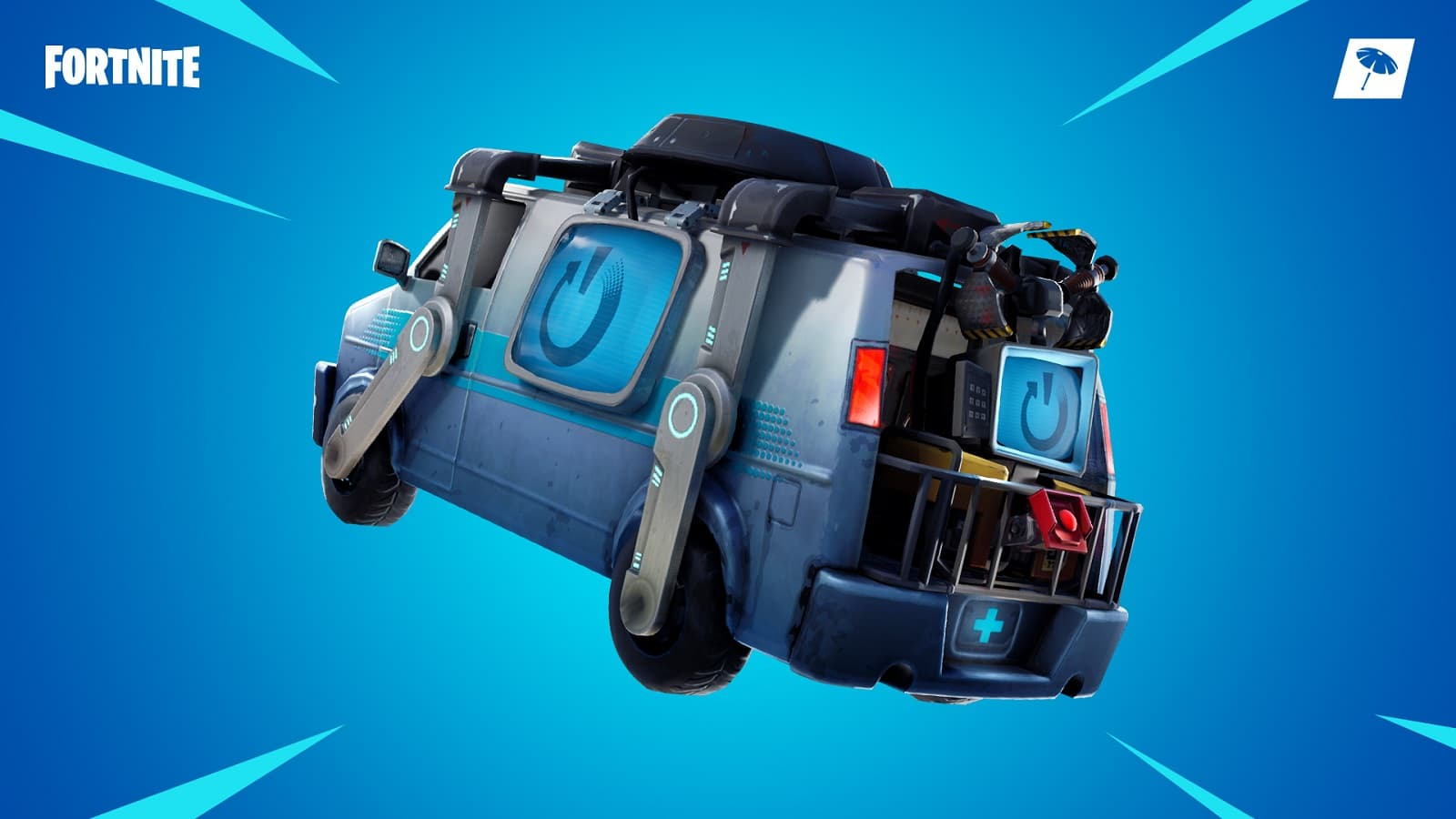 fortnite adds a new respawn feature with reboot vans