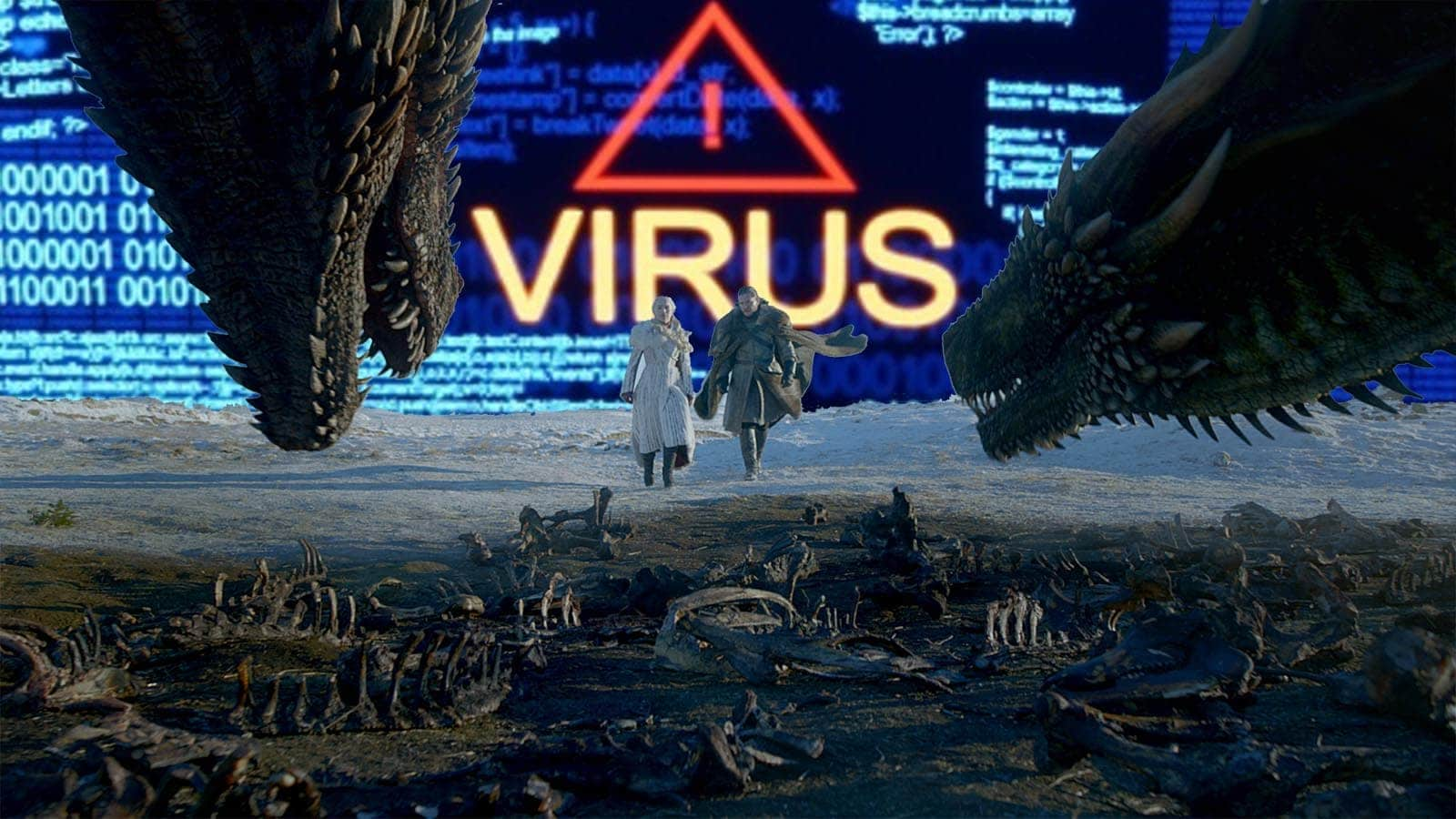Malware in torrents run rampant on popular shows like Game