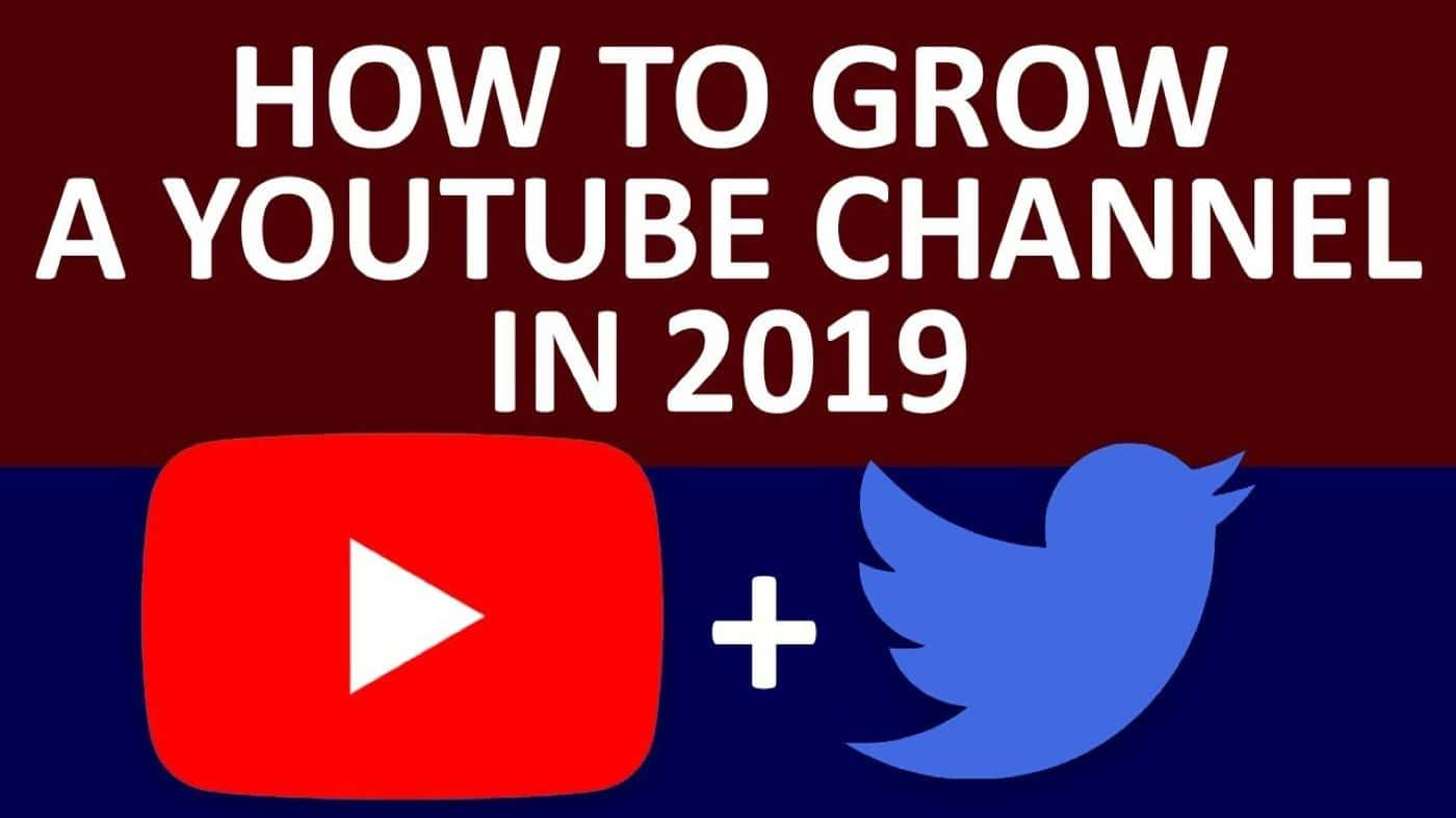 how to grow your youtube channel in 2019 graphic