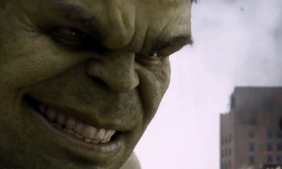 hulk from the avengers smashing