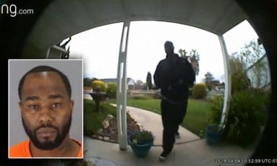 jackie gordon wilson uber driver caught burglarizing home