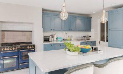 marriott homesharing business showing a kitchen