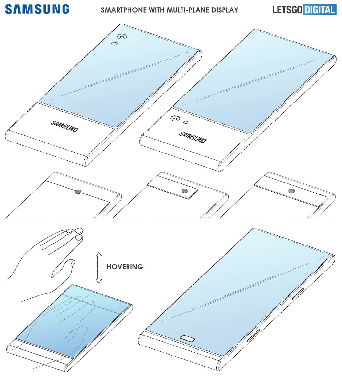 samsung smartphone display