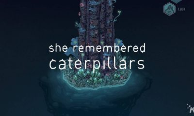 she remembered caterpillars nintendo switch