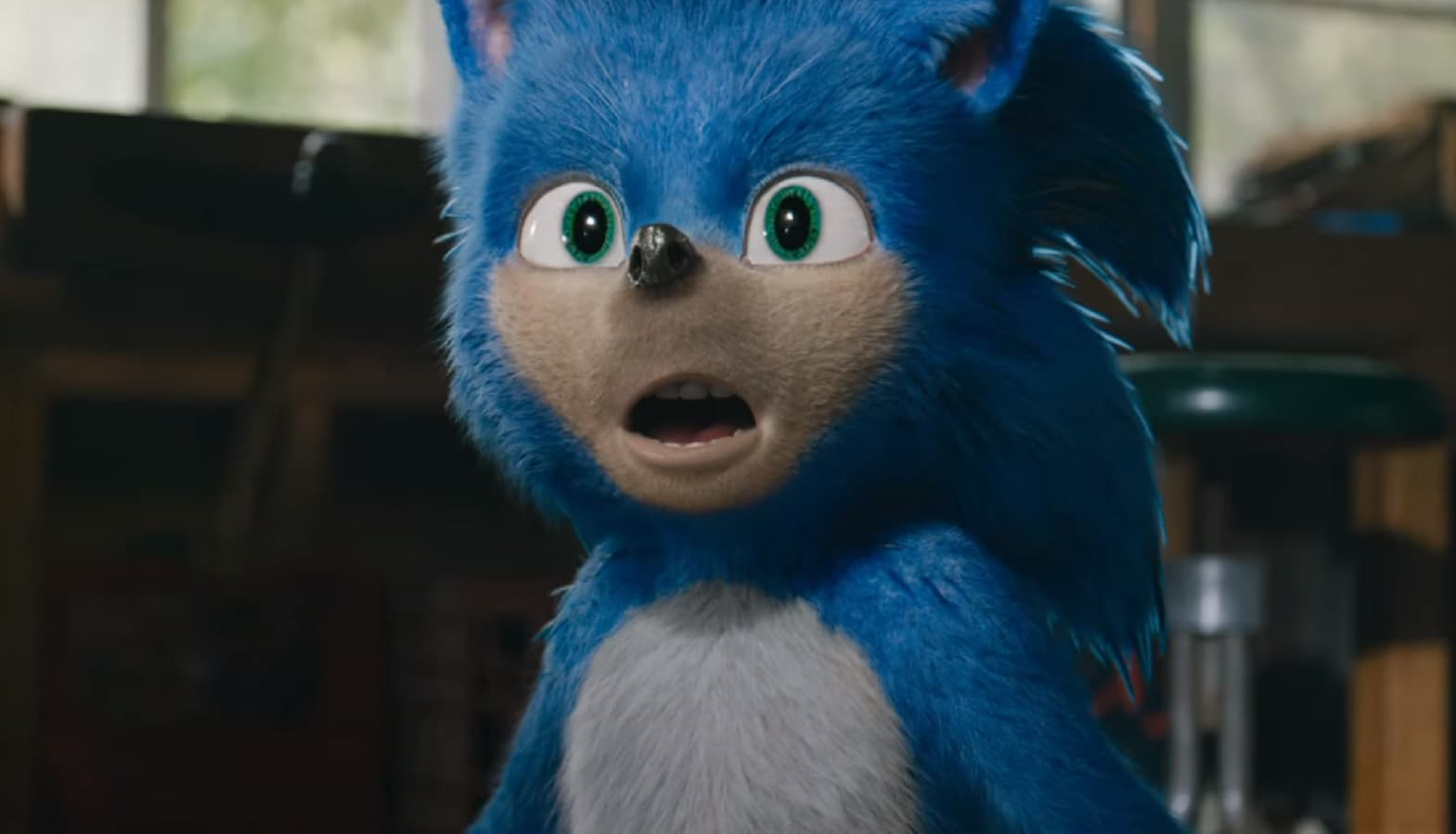 sonic the hedgehog movie trailer