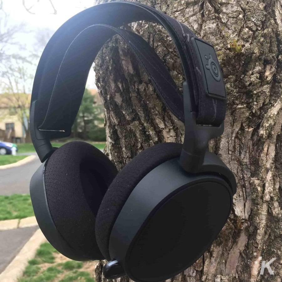 steelseries arctis 7 headphones