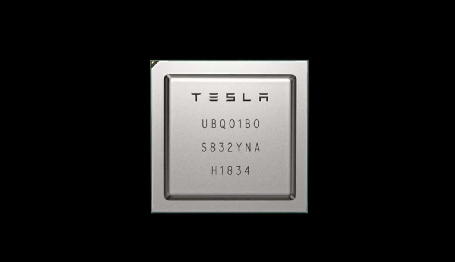 tesla self-driving chip