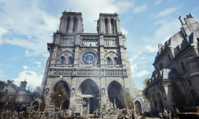 notre dame cathedral paris inside ubisoft assassins creed unity