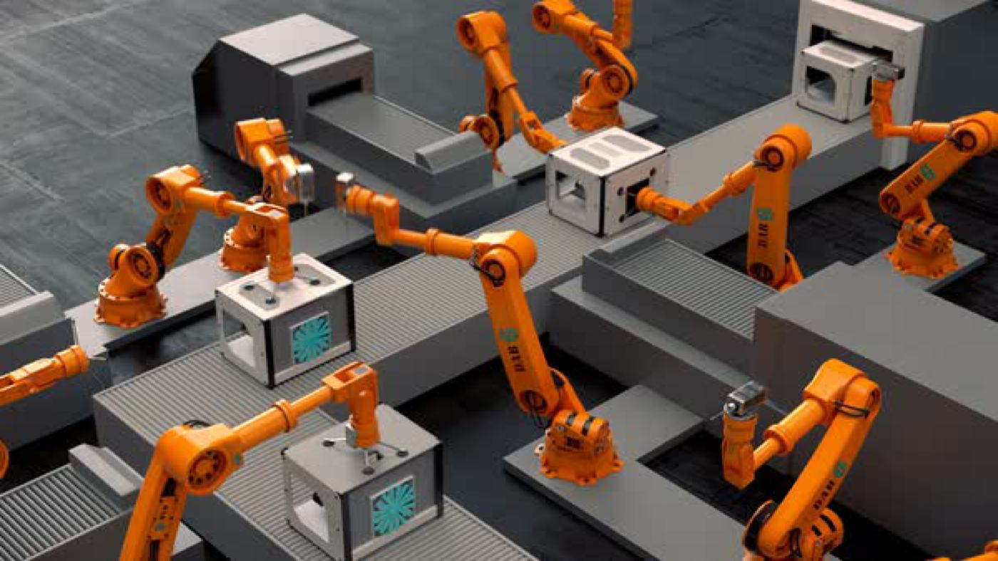 Robots in manufacturing – assembly lines are evolving