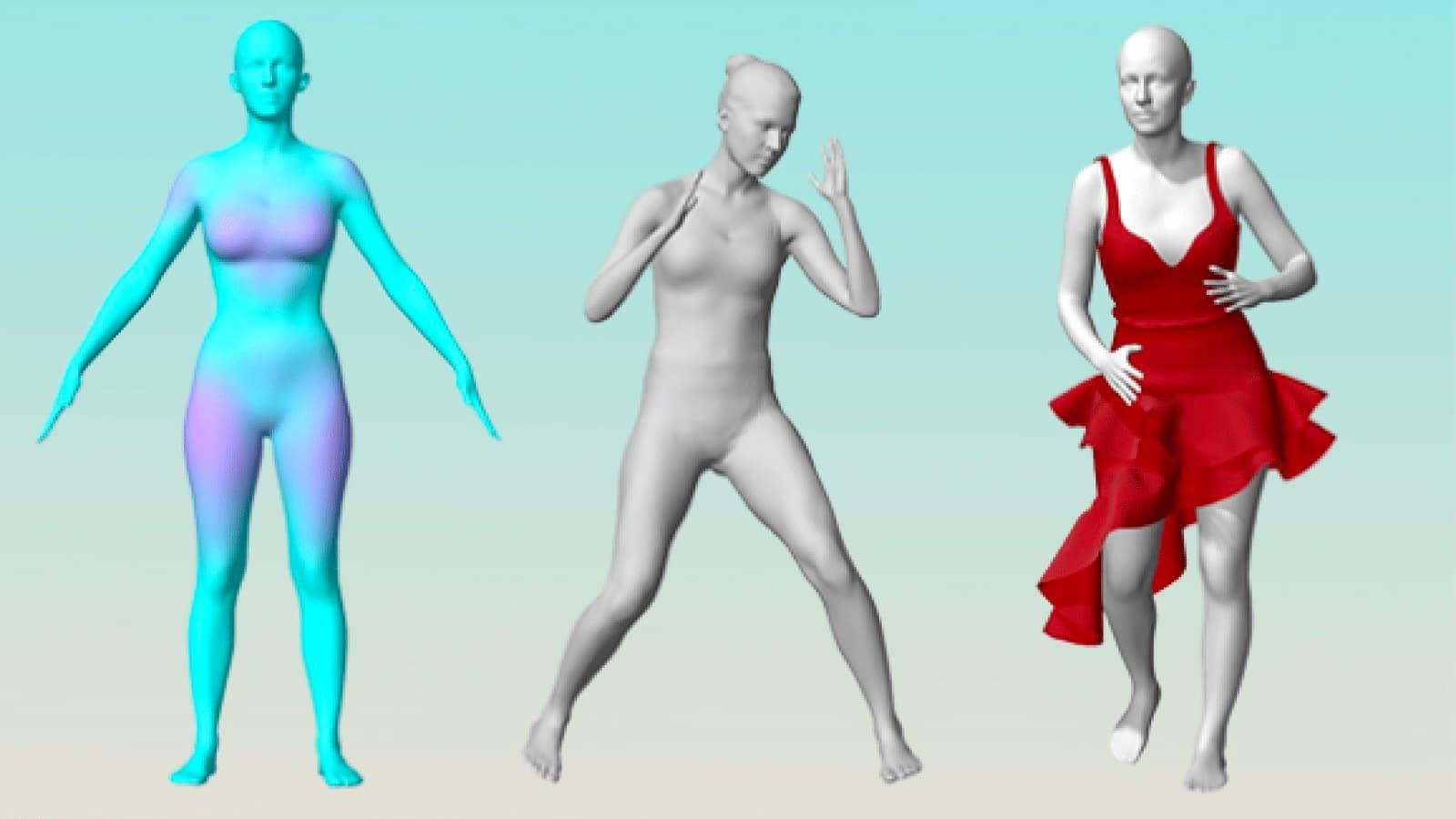 amazon 3d body scans