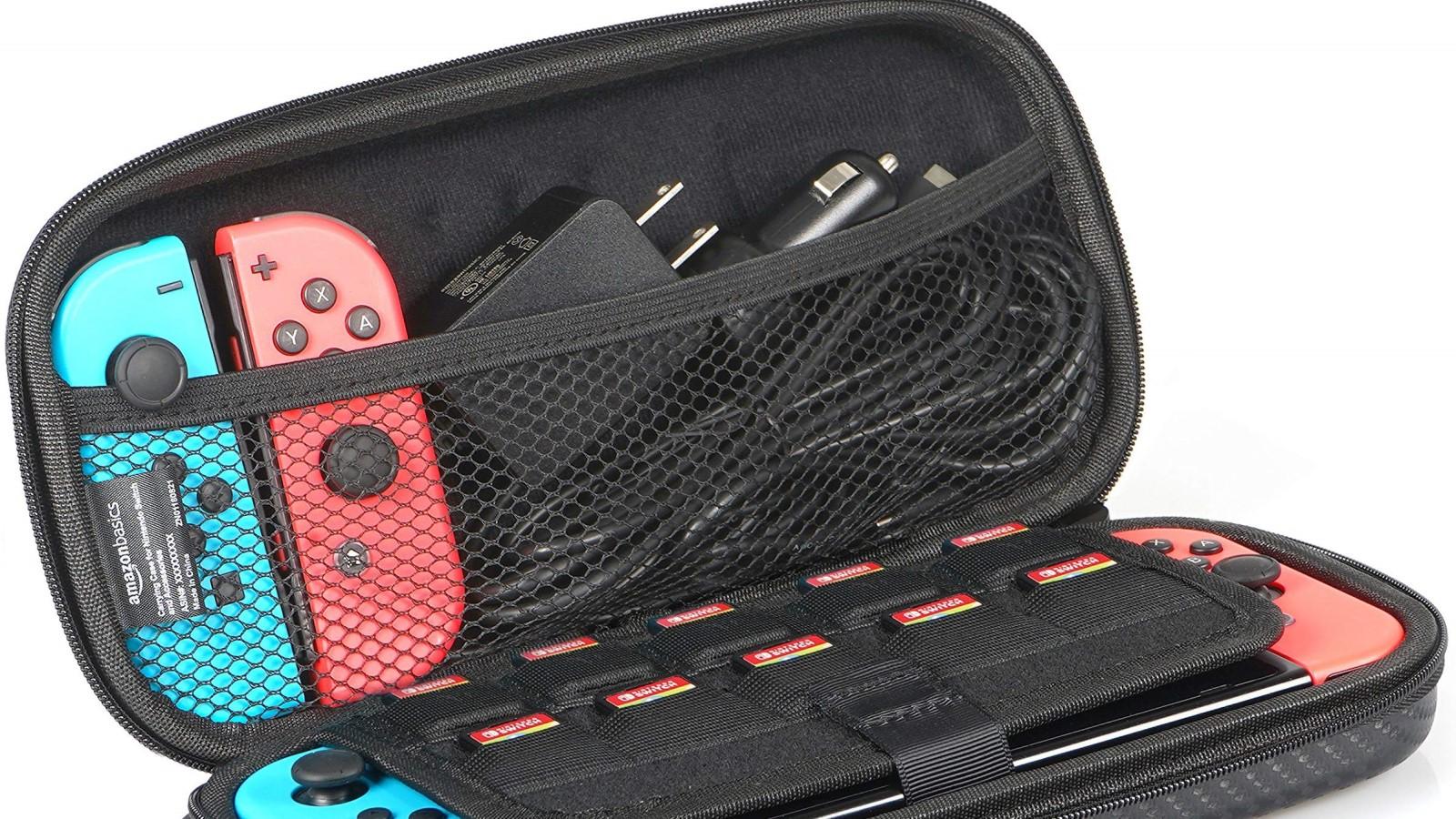 amazonbasics carrying case