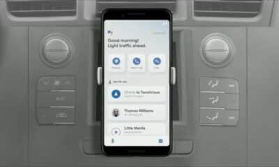 google driving mode revealed