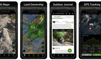 basemap ios android hiking app