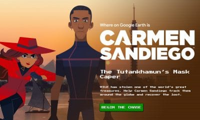 carmen sandiego game google earth