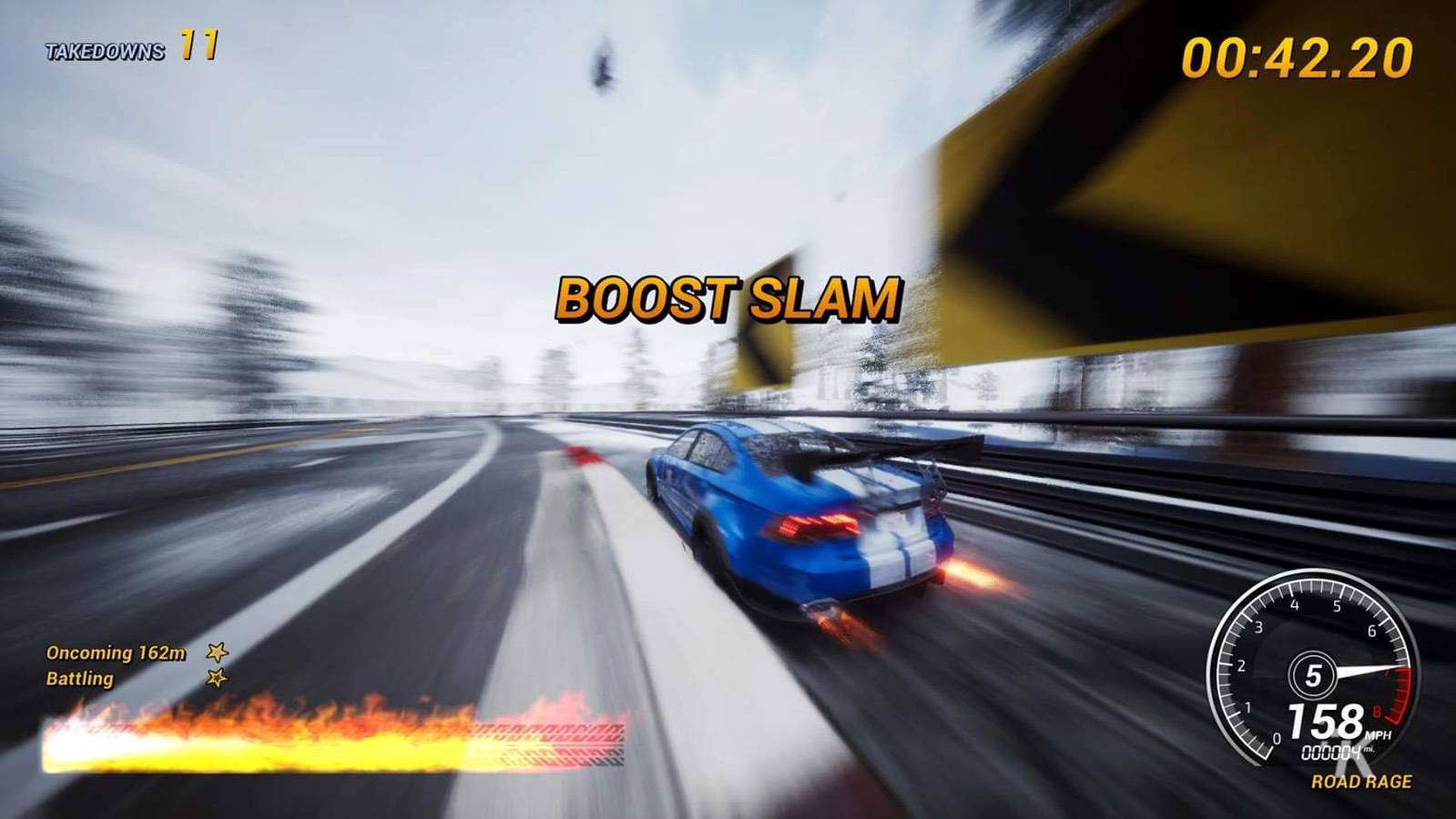 dangerous driving gameplay