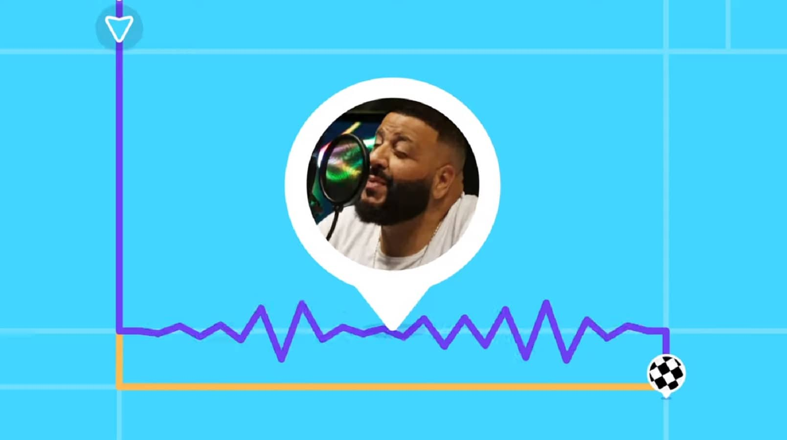 You can now use DJ Khaled as the voice inside your Waze app