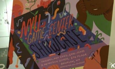 gamecenter event new york