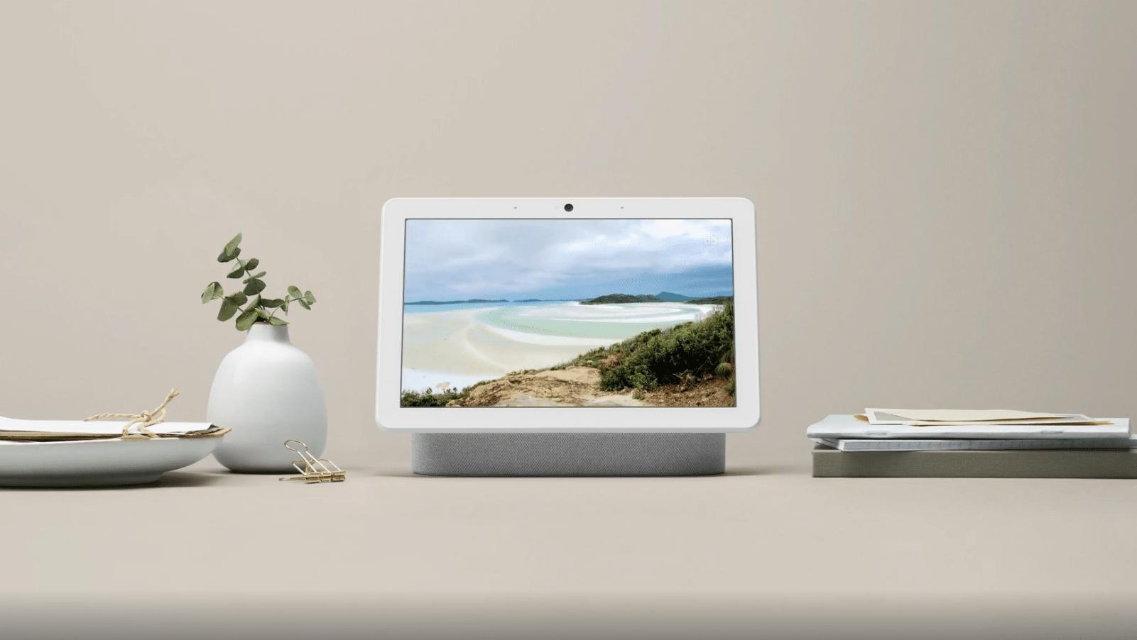 google nest hub max smart display