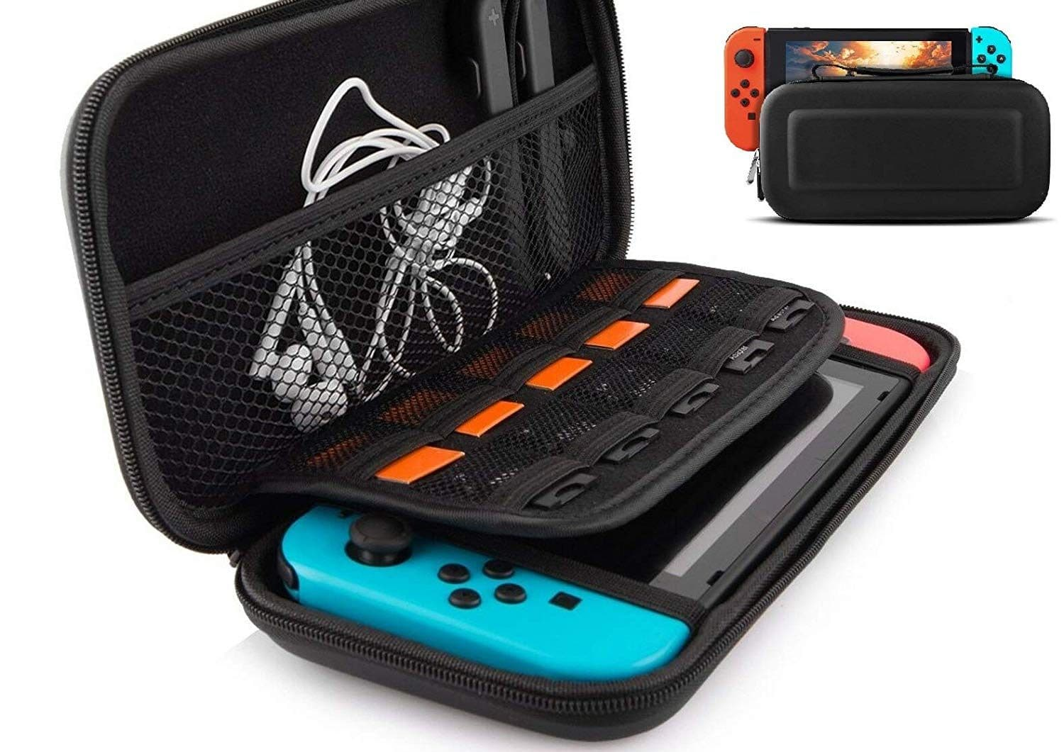 ihk nintendo switch carrying case