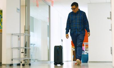 ovis smart suitcase inventions