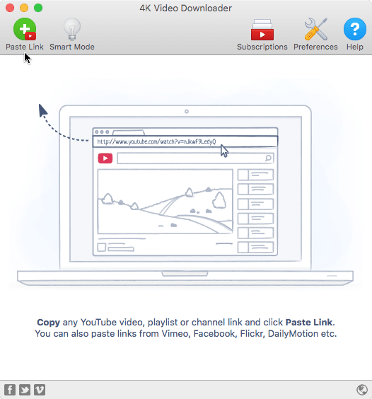 paste-youtube-url-in-4K-video-downloader_osx