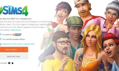 sims 4 free on origin